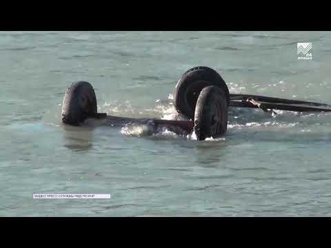 В ауле Псыж полицейские спасли утопающего