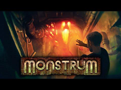 Monstrum | Release Date Trailer