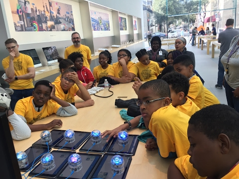 NASA Ames Research Center & Apple Genius Bar Field Trip