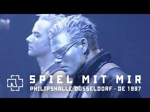 Rammstein - Spiel Mit Mir (Philipshalle Düsseldorf 1997)