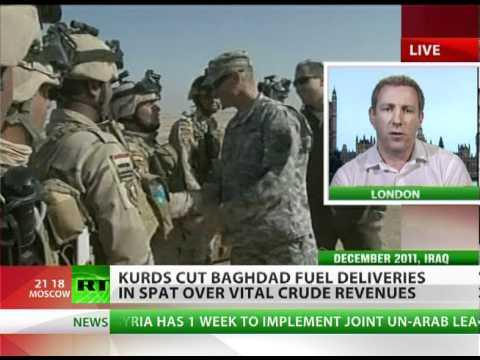 Good Old Oil: Iraq split (again) over a barrel