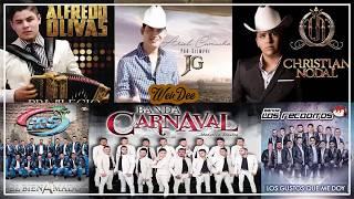 Banda Ms, Alfredo Olivas, Ariel Camacho, Banda Carnaval, Los Recoditos