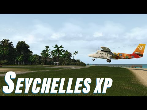 Seychelles XP | XPlane 11 Add-on | Official Trailer | Aeroso
