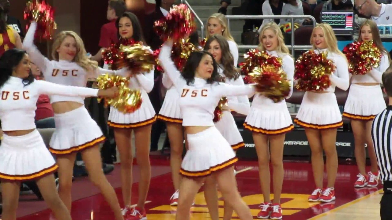 Usc song girls timeout of usc vs washington 342017 youtube usc song girls timeout of usc vs washington 342017 sciox Image collections