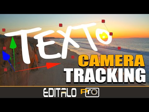 3D CAMERA TRACKING en After Effects  Paso a Paso  |  Fácil