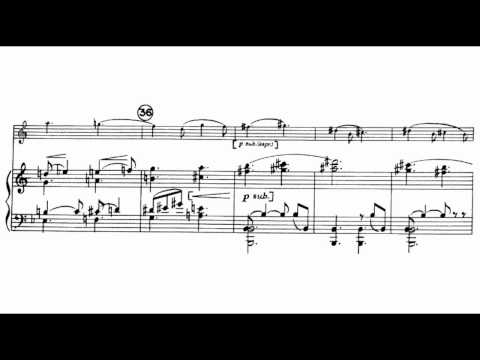 Charles Ives - Violin Sonata No. 3 [1/3]