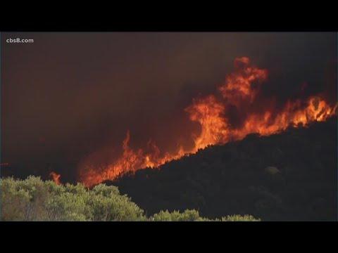 Valley Fire update 6:30 p.m.