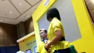 Sewa organ Tunggal - Dia sammy cover di Tangerang Novotel Hotel Tang City