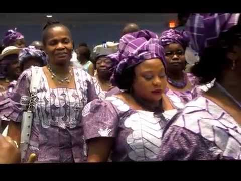Sights and Sounds of Krio Descendants Association Global 2013