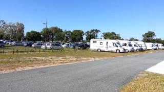 Aire se stationnement camping car de  CHÂTELAILLON PLAGE (17340)