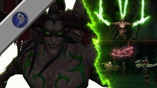 ILLIDAN - Harbingers of the Legion【WoW Machinima】
