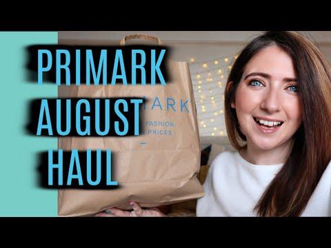 PRIMARK HAUL AUGUST PRIMARK HAUL 2020 | WILLOW BIGGS