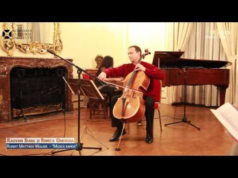 Robert Matthew Walker - Muzica rapida op. 158 (Premiera mondiala)