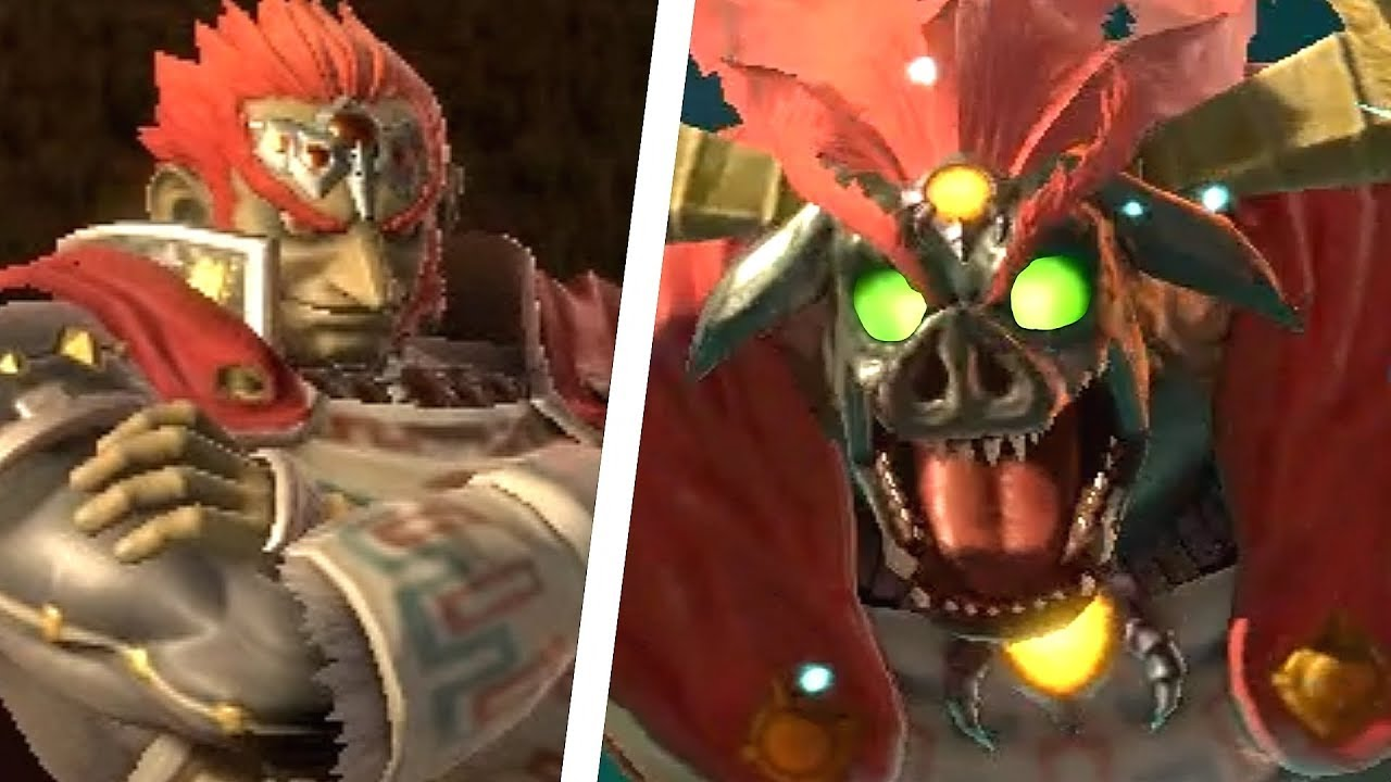 Super Smash Bros Ultimate Ganon Final Boss 9 9 Intensity Link Classic Mode