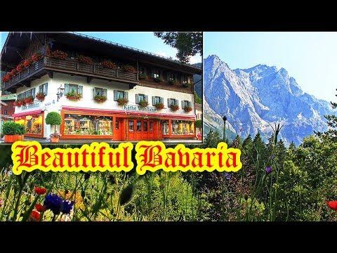 Beautiful Bavaria-Ettal, Schloss Linderhof, Oberammergau, Garmisch-Partenkirchen HD