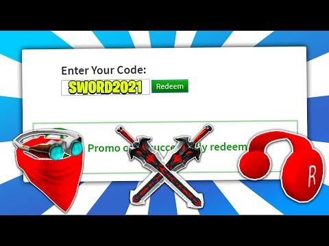 ALL Roblox Promo Codes on ROBLOX 2021! || All Roblox Promo Codes (APRIL)