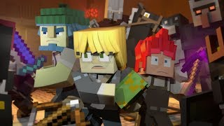 """♪ """"Fight for My Life"""" - A Minecraft Original Music Video / Song ♪"""