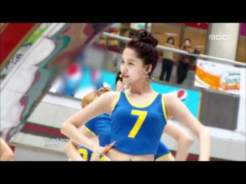 Girls Generation  OH!, 소녀시대  오!, Music Core 20100306