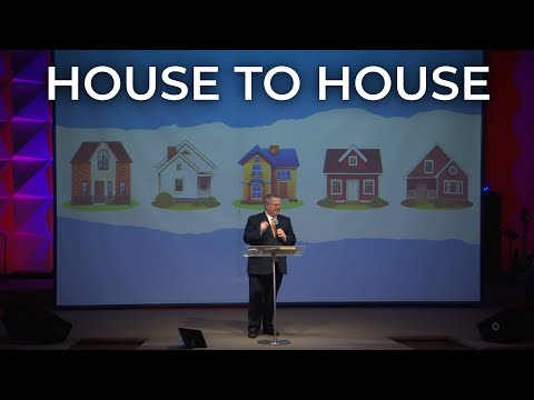 House to House – Pastor Raymond Woodward