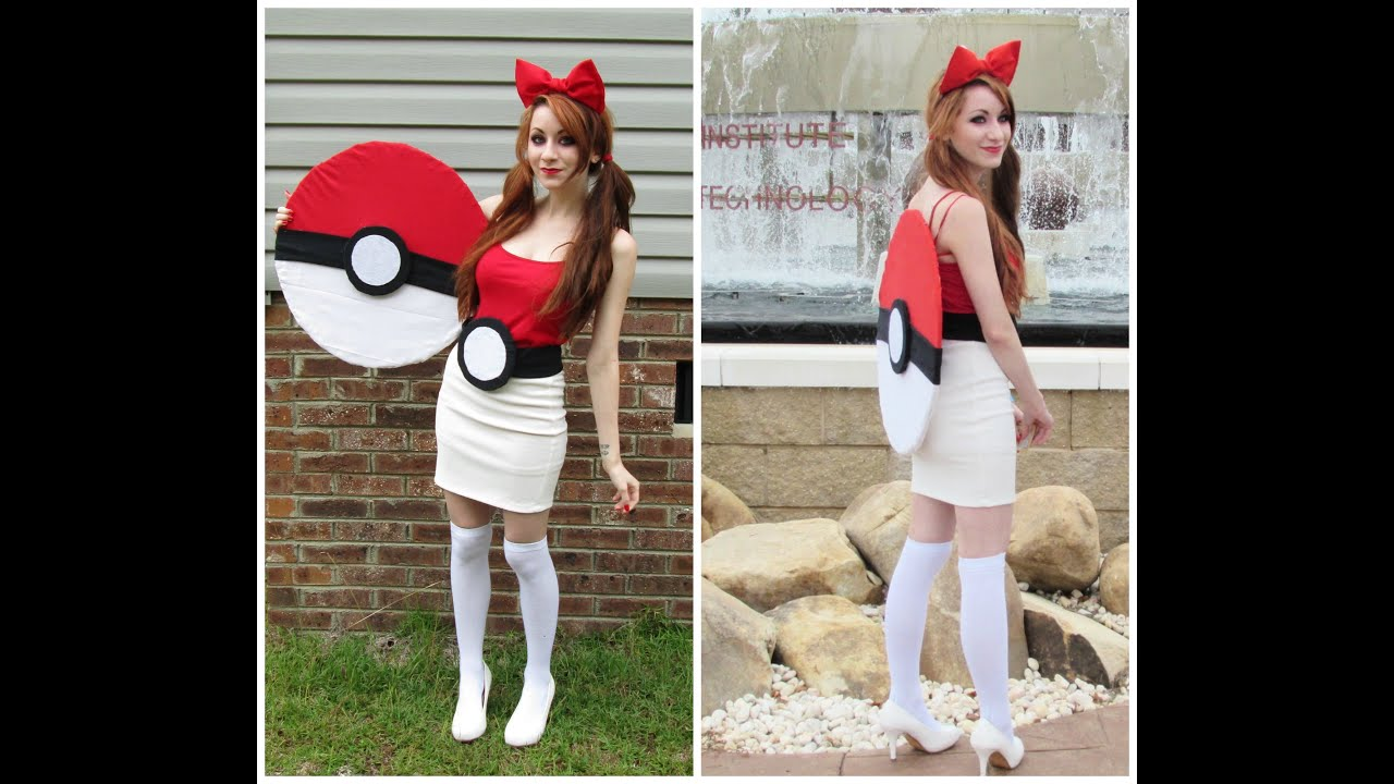 How i made my pokeball cosplay youtube solutioingenieria Gallery