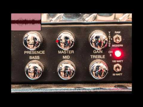 Mesa Dual Rectifier - Master Volume Tonal Differences - Metal