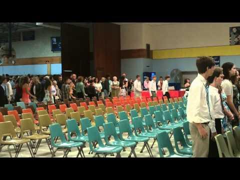 6/23/2011 - North Cumberland Middle School graduation, Cumberland, RI *1 of 7*