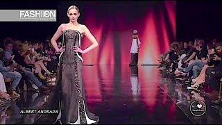 ALBERT ANDRADA AHF Fall 2017 2018 Los Angeles- Fashion Channel