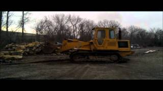 1987 Caterpillar 953 track loader for sale | no-reserve Internet auction February 28, 2012