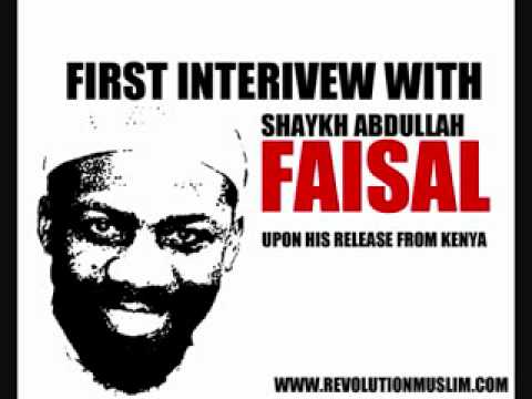 An Interview With Shaykh Abdullah al-Faisal (Jan. 26 2009)  Part 1/4