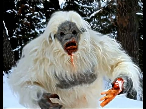Snowbeast - Yeti - horror film