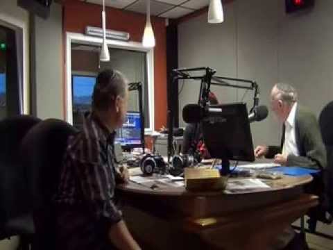 Dr. Les Glassman - Radio Chai Johannesburg: Talk of the Town:  Stamp exhibit in Indonesia (2012)