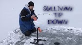 Ice Fishing Tip: Using Tip Downs for Late Season Perch - YouTube