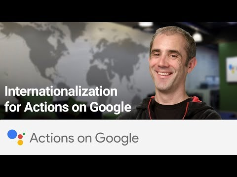 Actions on Google: Internationalization