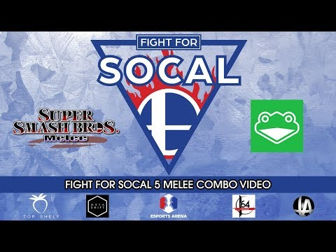 Fight For SoCal 5 Combo Video | Generated By Slippi