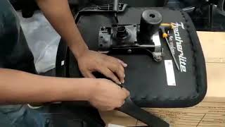 DIY   How to Install Featherlite Alpha Chair