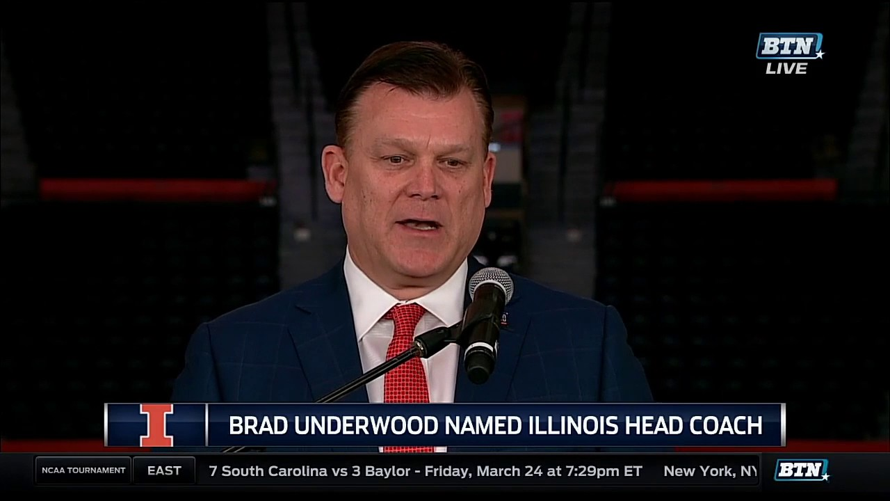 Illinois Basketball: Brad Underwood has completed two huge goals