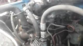 Работа с компрессором и без газ 3307д240