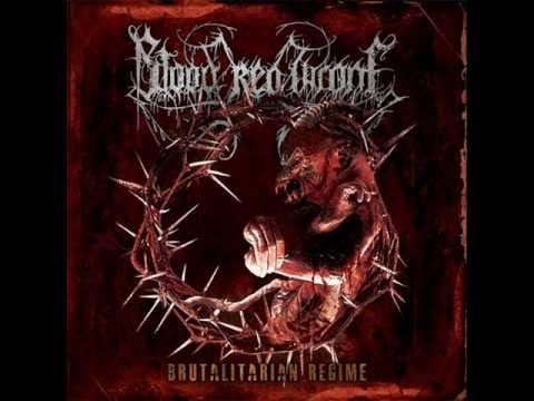 Blood Red Throne - Graveworld