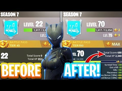 this METHOD will get YOU MAX Skins NOW... (Season 7 Secrets)