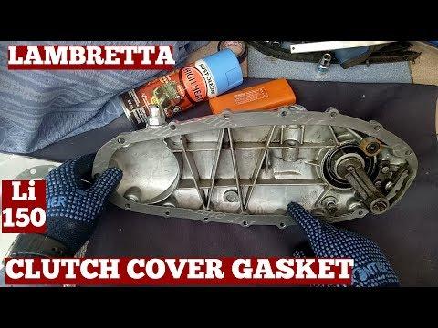 price-of-lambretta-scooter-clutch-cover-gasket-in-india-lambretta-parts-part-2-youtube-video-ramesh
