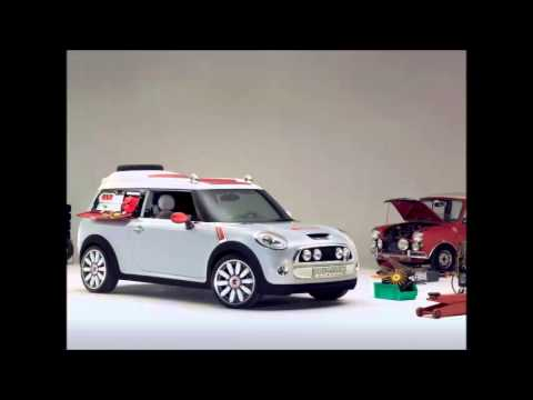 2006 Mini Concept Geneva Youtube