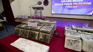 S'gor police nab 28 people, seize RM570,000 in drugs