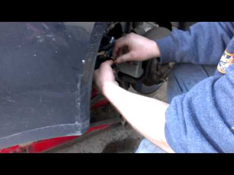 05 Pontiac G6 rear caliper replacement G6 caliper
