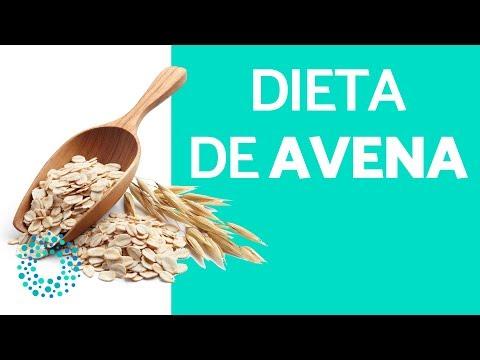 DIETA DE AVENA - DIETA para ADELGAZAR en 5 DÍAS