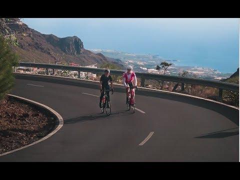 Cycling Mount Teide Volcano, Tenerife // 2200m Climb!!