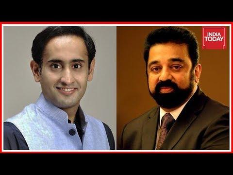 Kamal Haasan Interview With Rahul Kanwal: 'Tie-Up With Rajini Unlikely'