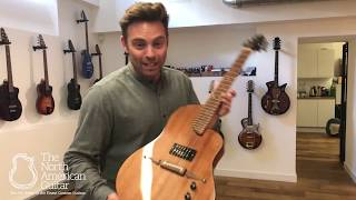 TNAG Unboxing: RS-6 Deluxe Electro Acoustic Guitar - Blended Deuce System