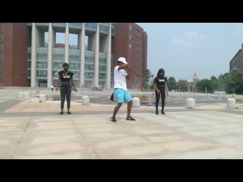 Dotman - Akube [Official Dance Video]