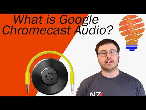 What is Google Chromecast Audio and How Does Google Chromecast Audio Work? Mp3