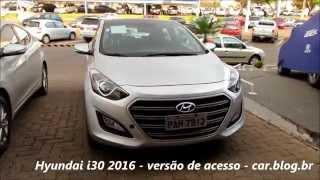 novo hyundai i30 2016 detalhes e consumo verso de acesso www car blog br